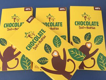 Cooperativas lançam chocolate coletivo no Sul da Bahia